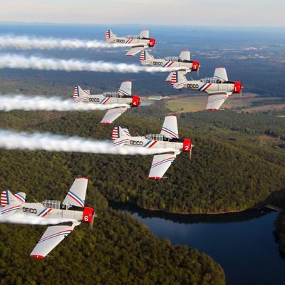 World War II team featured at Cleveland National Air Show Aug. 31-Sept. 2