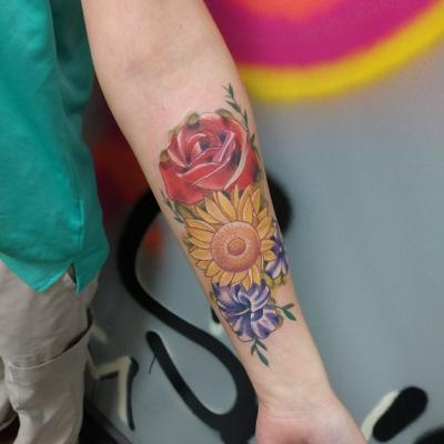 Tattoos from Outer Mind Creations