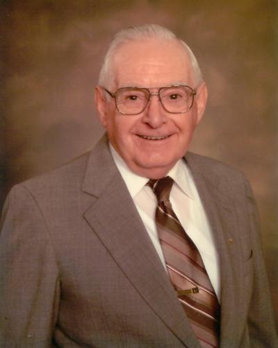 Harry Franklin Andrews