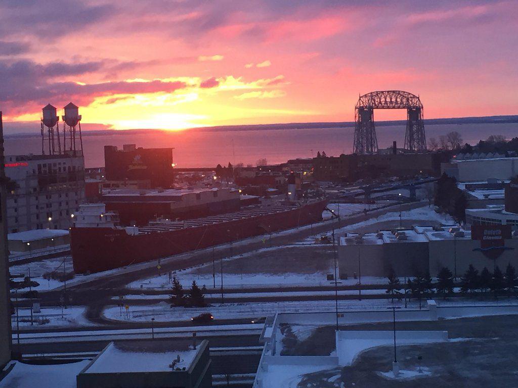 Duluth at Dawn