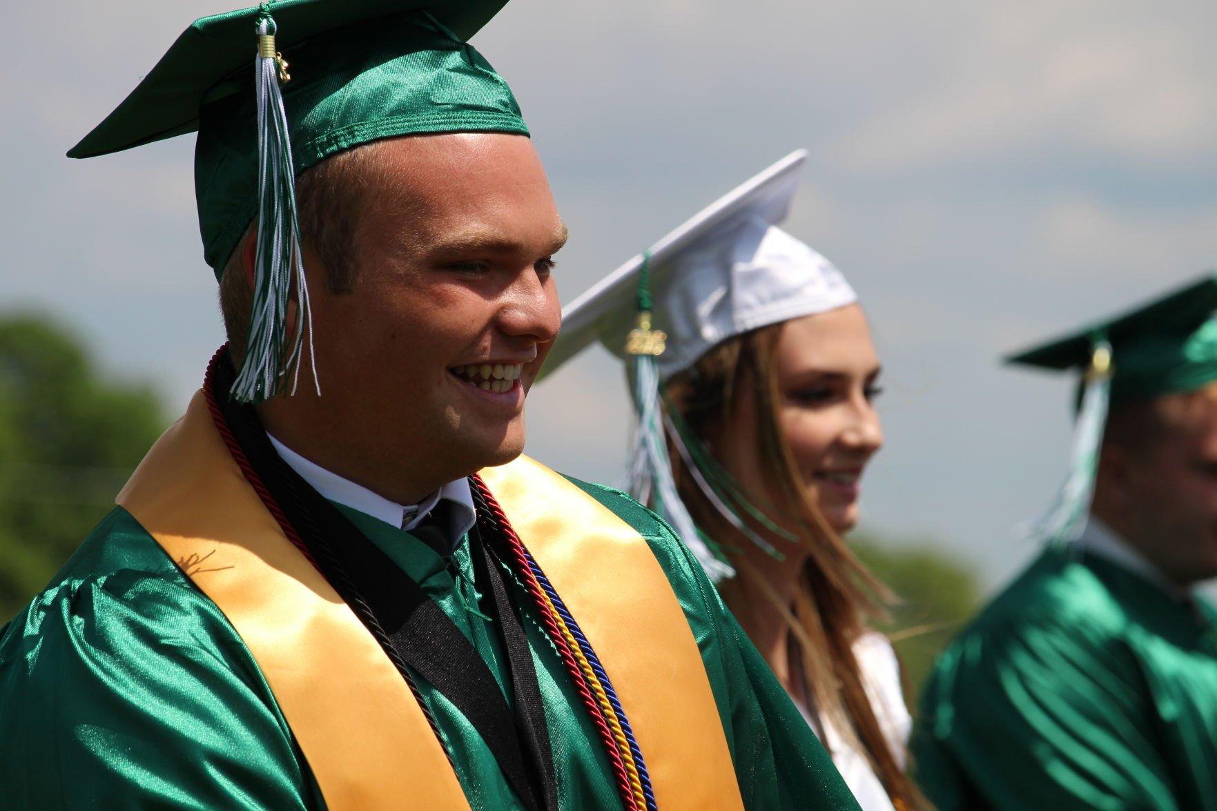 Clear Fork High School Graduation 2016