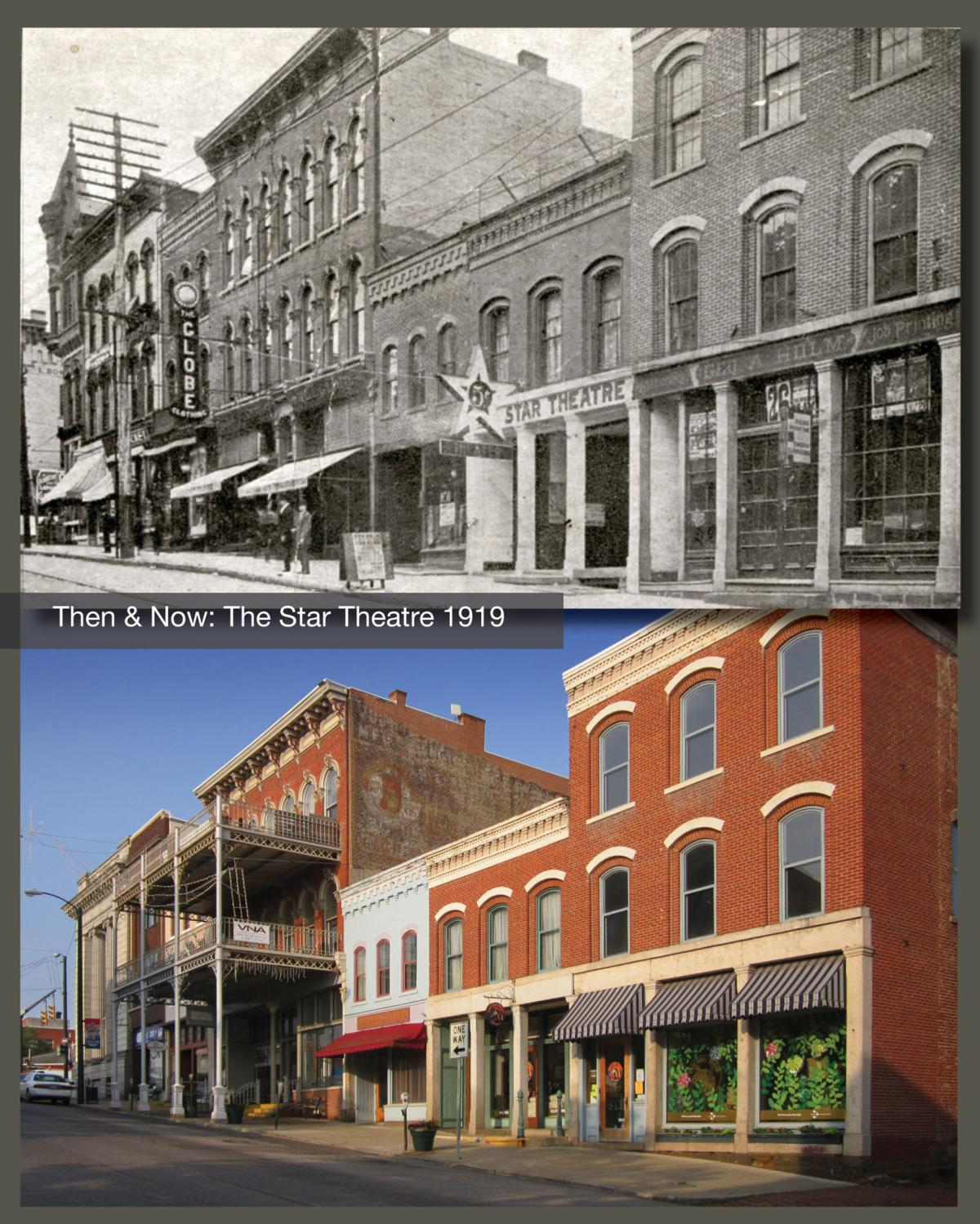 Then & Now: The Star Theatre