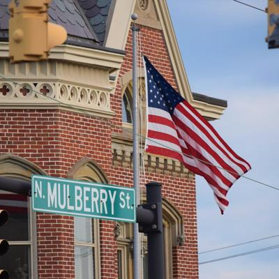 GALLERY: Mulberry Street remains closed today for two-way conversion