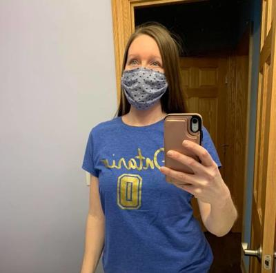 COVID-19 leads to new business idea for making masks