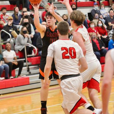 Defensive-minded Lucas douses Flames