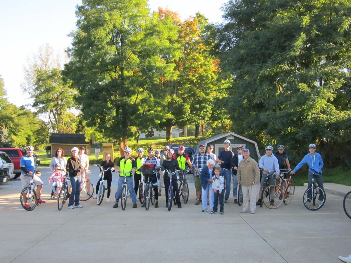 Find the perfect bike, get up to 20 percent of Y-Not Cycling & Fitness on Nov. 29 and 30