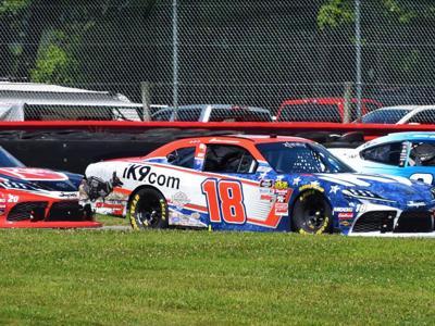 NASCAR Xfinity Series Mid-Ohio 170 postponed