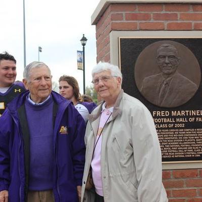 Ashland University football coaching legend Fred Martinelli dies