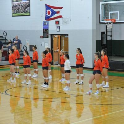 GALLERY: Galion tops Clear Fork in volleyball