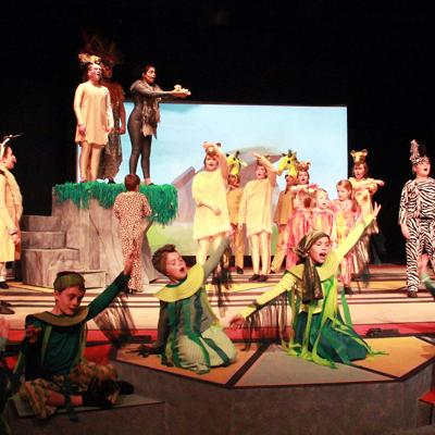 Mansfield Playhouse just can't wait for 'The Lion King Jr.'