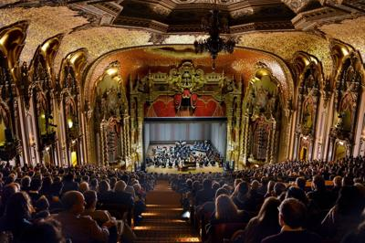 Columbus Symphony at Ohio Theatre