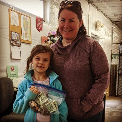 Daily Hero: Hillsdale kindergartner donates her own money to the Kroc Center's food pantry
