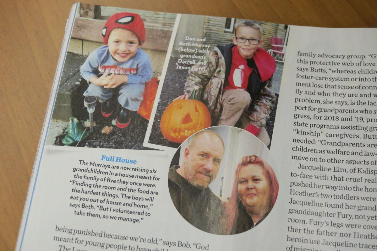 People Magazine features Loudonville family among