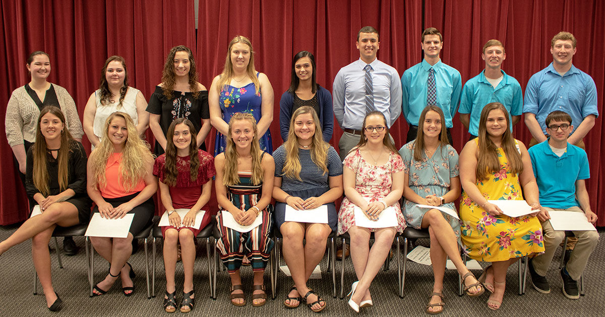 Galion High School students recognized for academic achievements