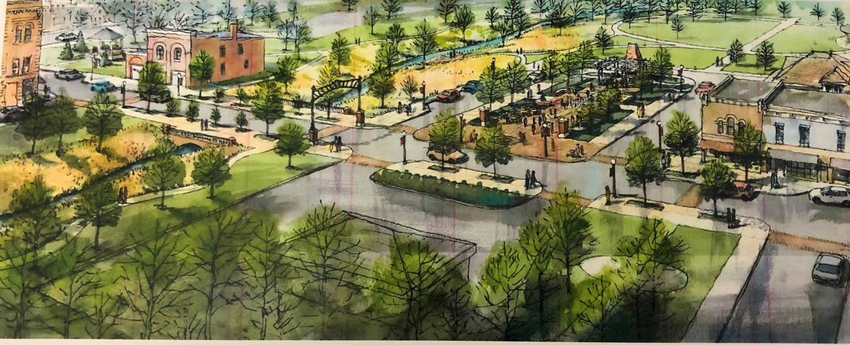 Shelby main street project