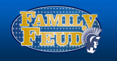 St. Peter's Family Feud logo