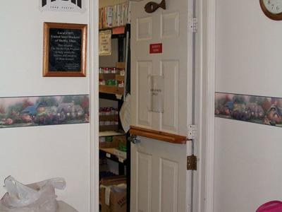 F.I.S.H. Food Pantry open in Shelby