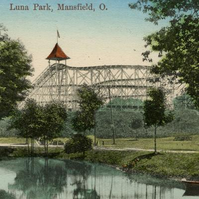 Native Son: The Midway at Luna Park 1915
