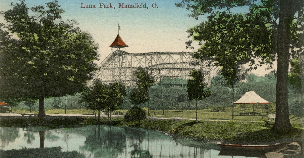 Luna Park midway