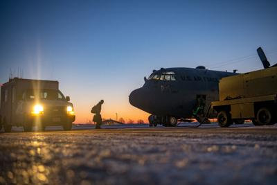 179th Airlift Wing: Flying mission in peril, shift focuses to landing cyber warfare unit