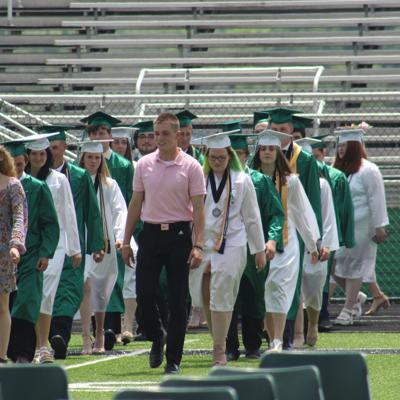 GALLERY: Graduation ceremony at Clear Fork High School