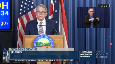 Mike DeWine - May 7 Press Conference