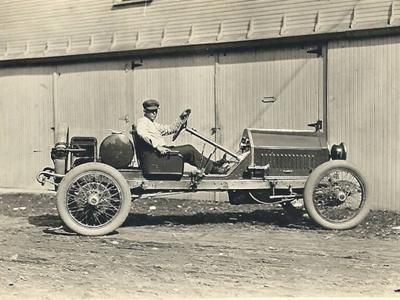 Loudonville racer honed his craft on Ashland Road