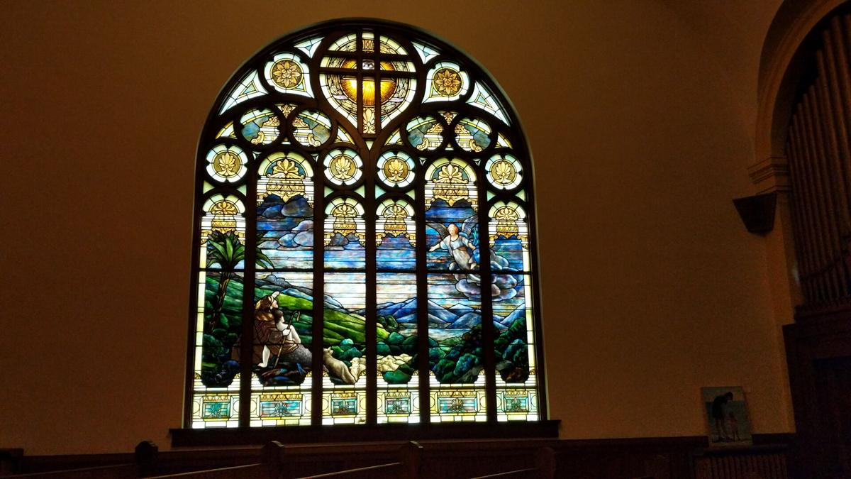 st matthews grand window