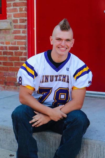 Lexington High School Graduate 2020: Johnathyn Pagani