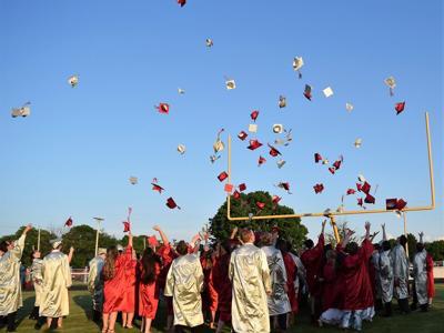 GALLERY: 2018 Loudonville High School Graduation