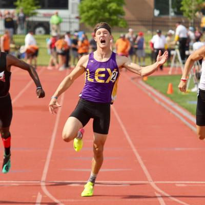 Lex's Green takes runner-up in 100, 200