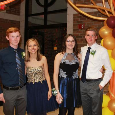 GALLERY: Mansfield St. Peter's 2019 Homecoming