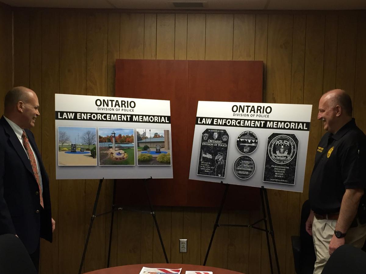 Ontario Police Memorial 2
