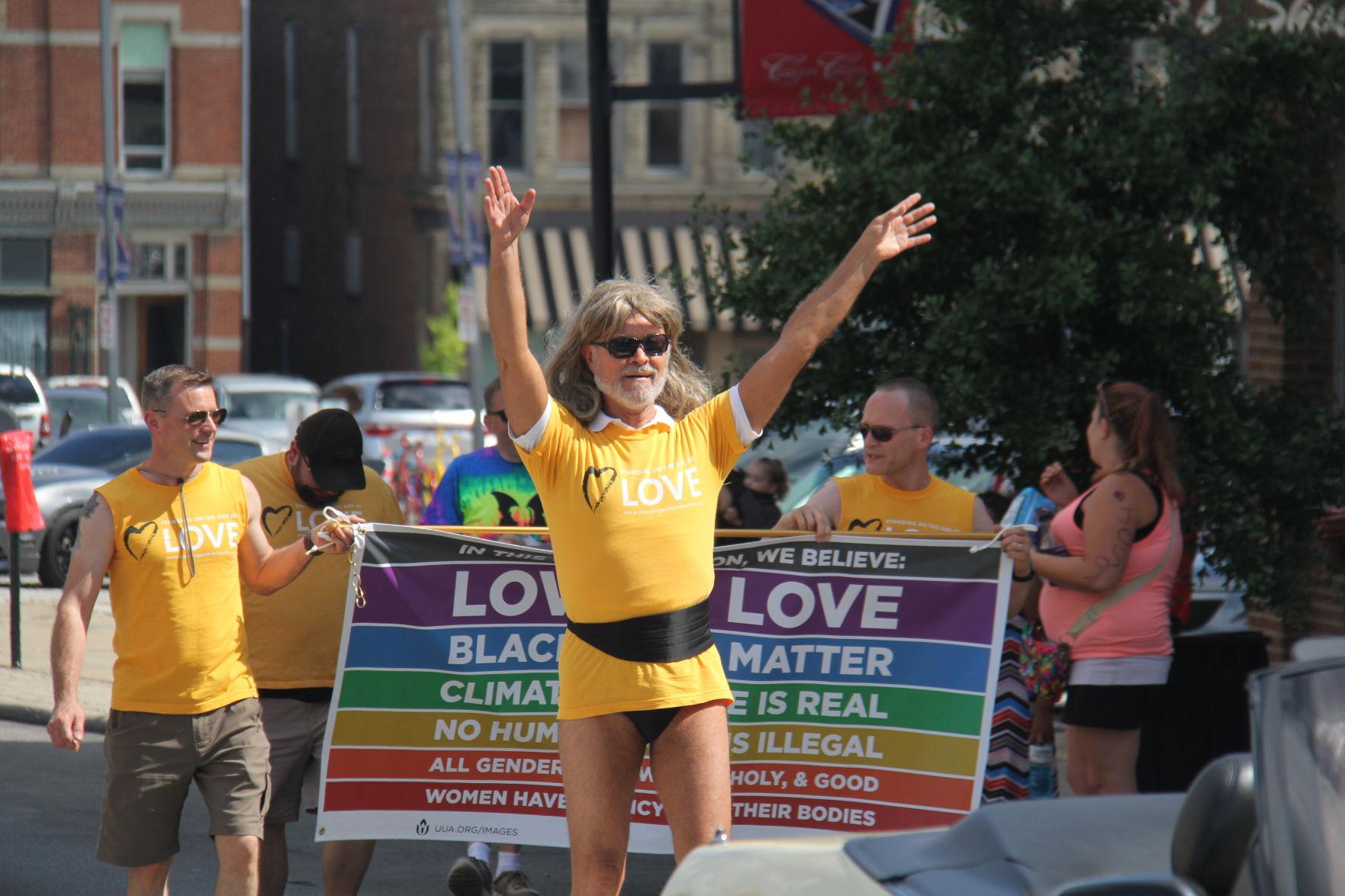 Mansfield Gay Pride Festival & Parade set for Aug. 3