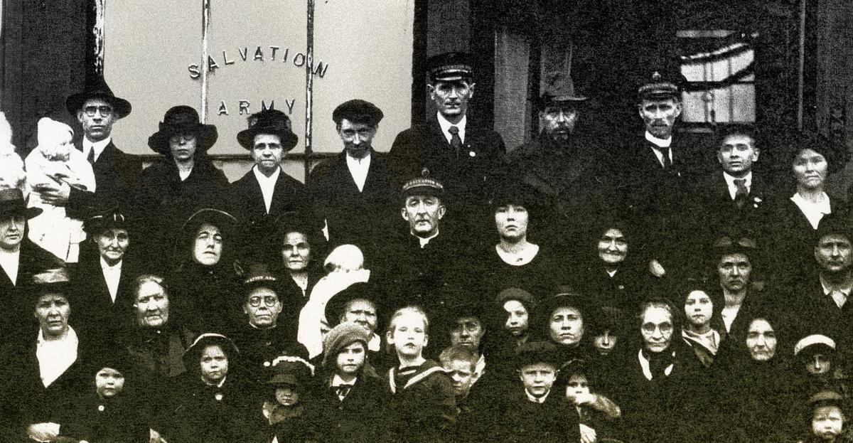 Salvation Army 1916