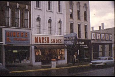 1970s Ashland Streetscape
