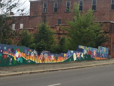 Artists, sponsors sought for Mansfield Rising project