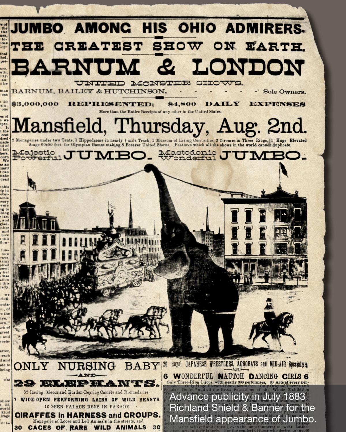 Jumbo Mansfield promo