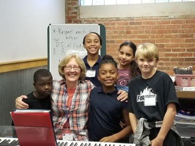 Dewald Community Center Volunteer
