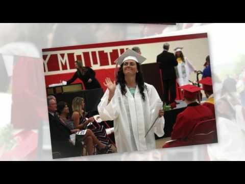 Plymouth High School 2016 Graduation