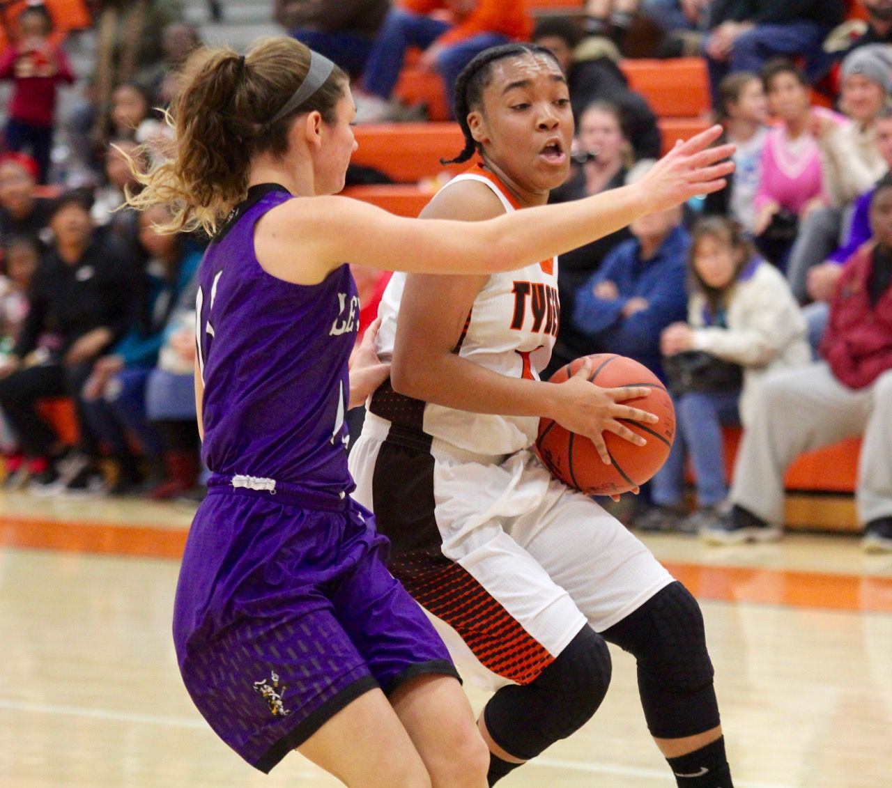 Catching Fire: Catchings a catalyst for Mansfield Senior