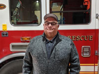 Eyerly leaves a lasting impact on Springfield Twp Fire Dept.