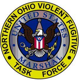 Northern Ohio Violent Fugitive Task Force logo
