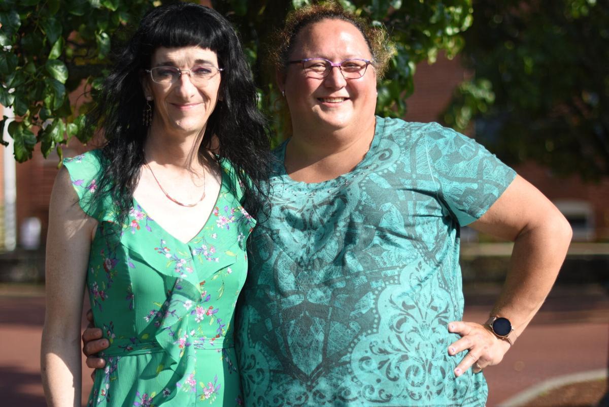 Sheila and Kelli