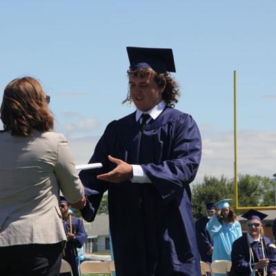 GALLERY: Hillsdale High School Graduation 2021