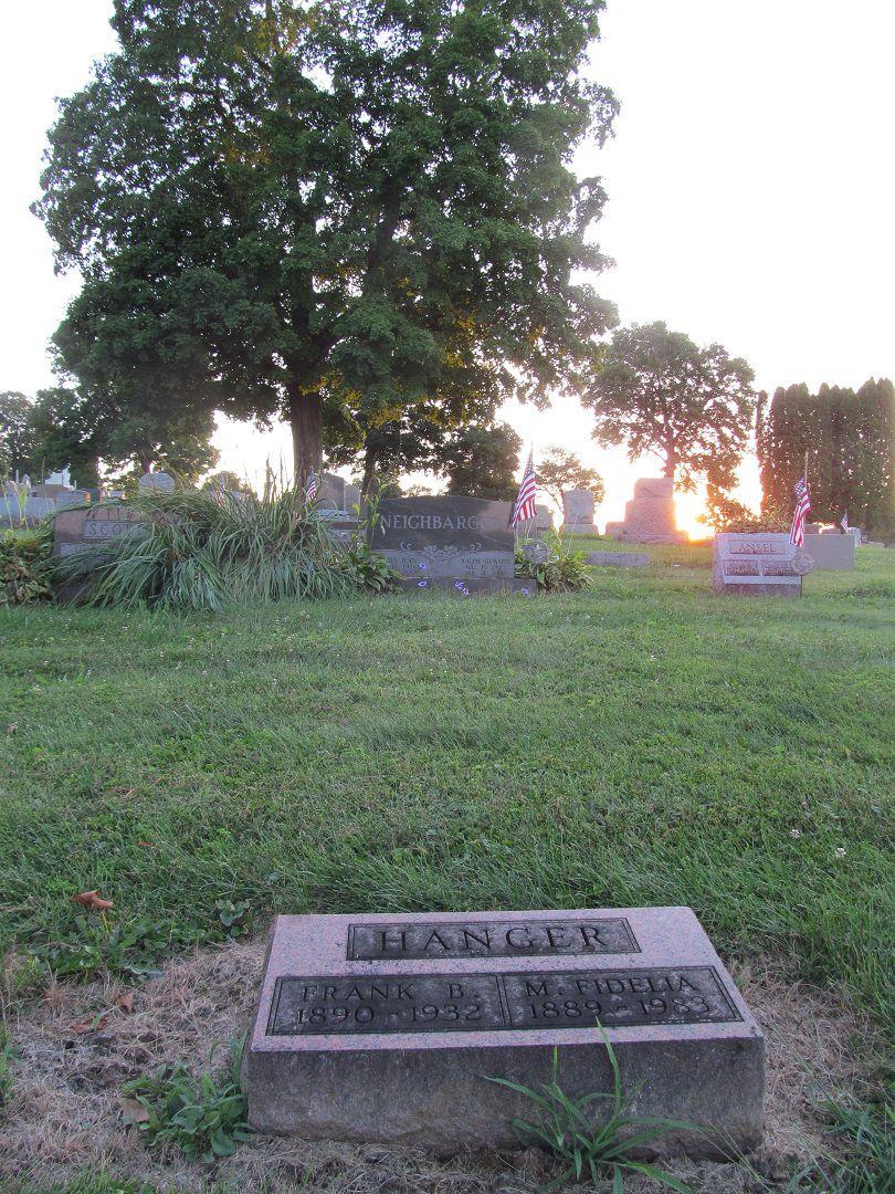 Hanger Grave