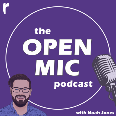 The Open Mic Podcast: EP #72 Jan Almasy of the Apex Podcast