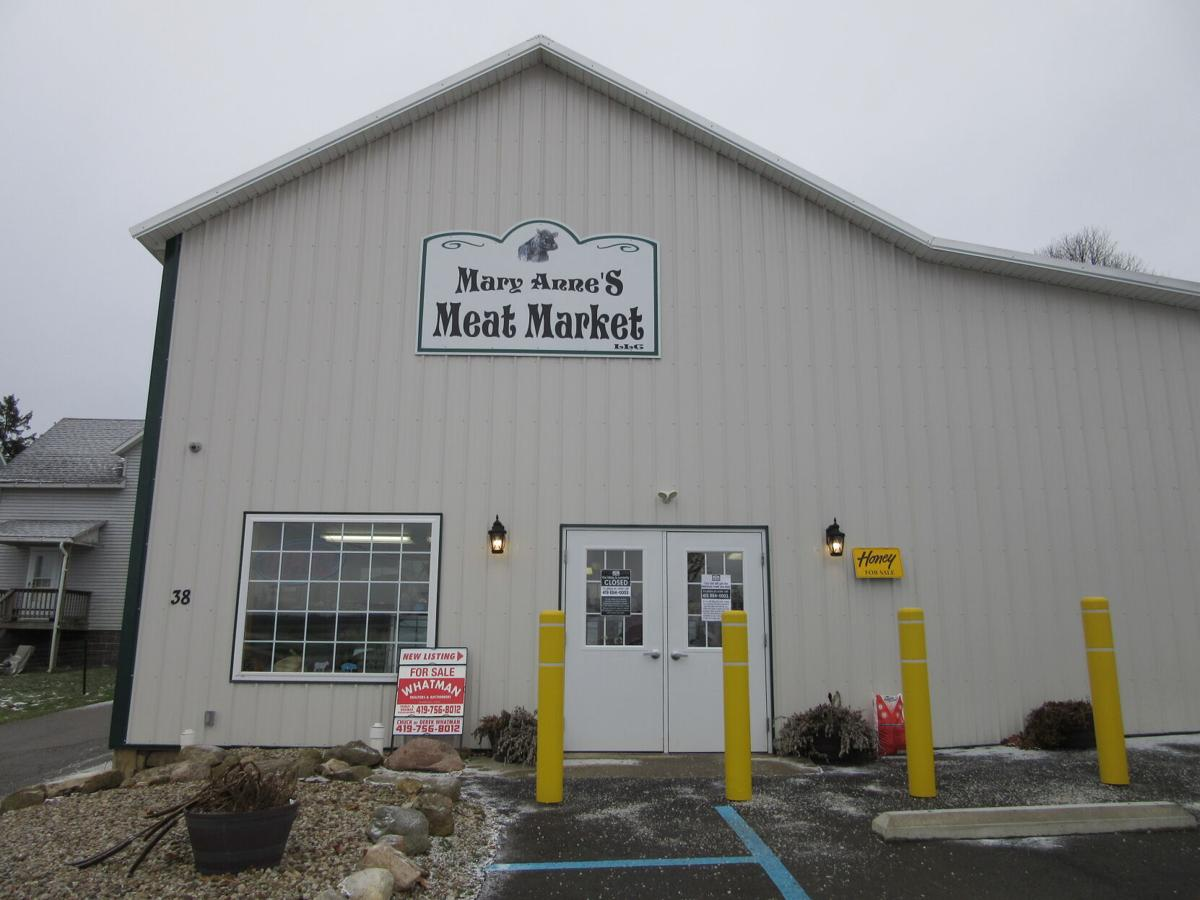 Mary Anne's Meat Market