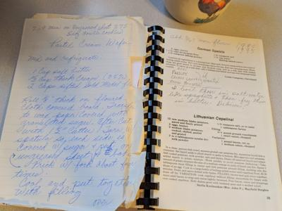 Forgotten recipes and new traditions