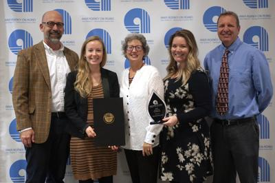 Area Agency on Aging  Award of Excellence